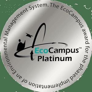 EcoCampus Platinum logo