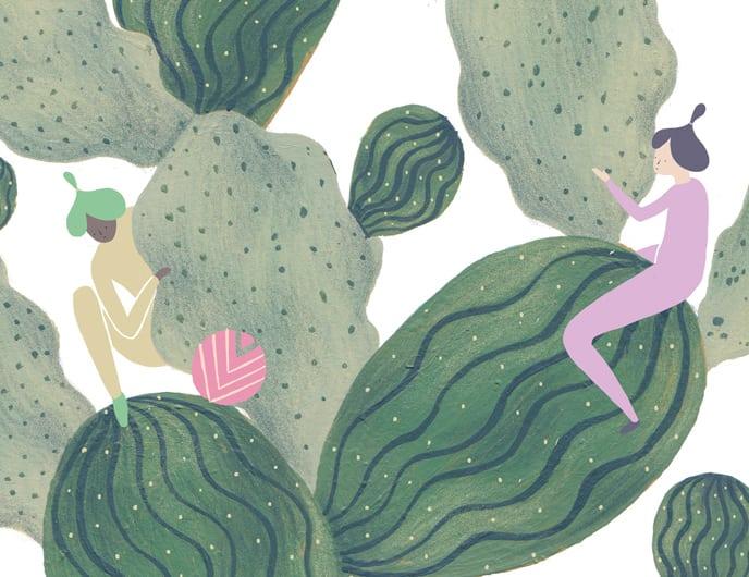 BA (Hons) Illustration student work