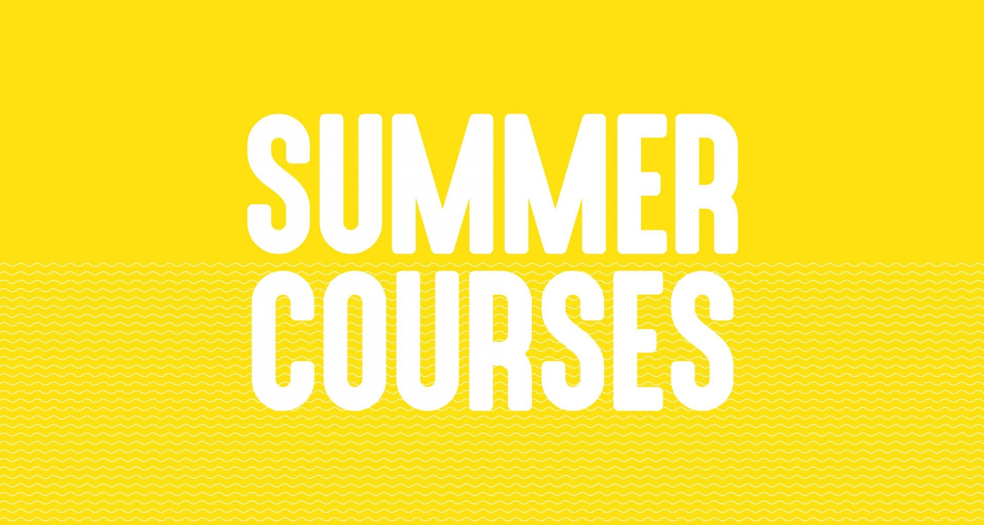 summer session courses Summer is an excellent time to immerse yourself in a single subject many students do this by registering in a special program special programs comprise courses that generally fall outside.