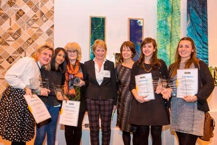 BA (Hons) Textiles Graduate winner of New Design Britain Award