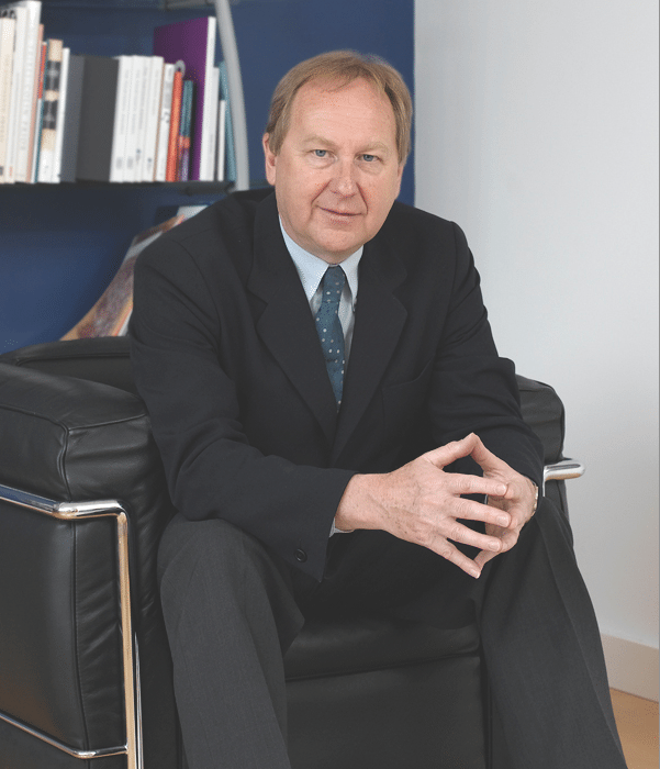 Principal and Vice-Chancellor Professor Stuart Bartholomew awarded CBE