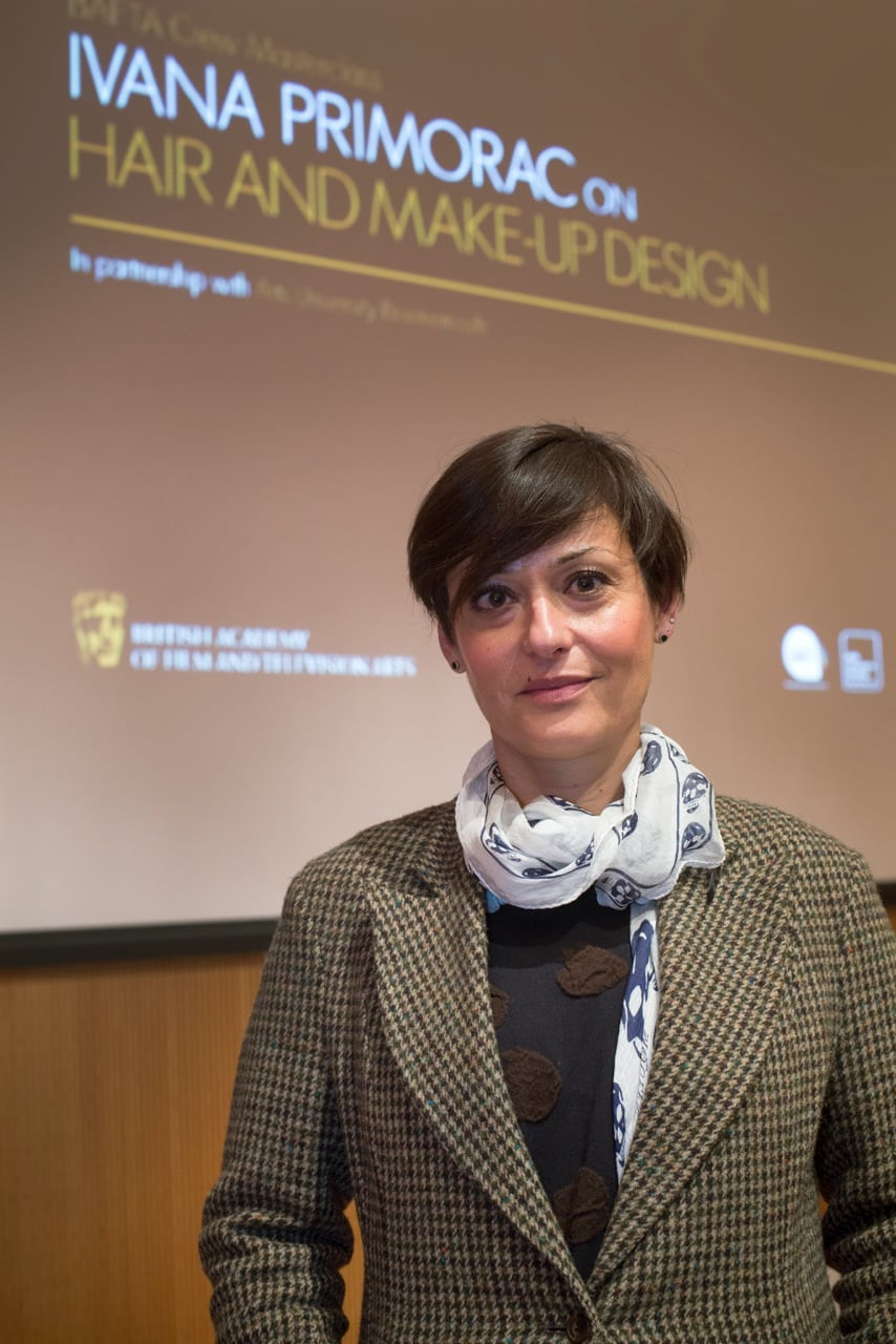 BAFTA Creative Skillset lecture with Ivana Primorac