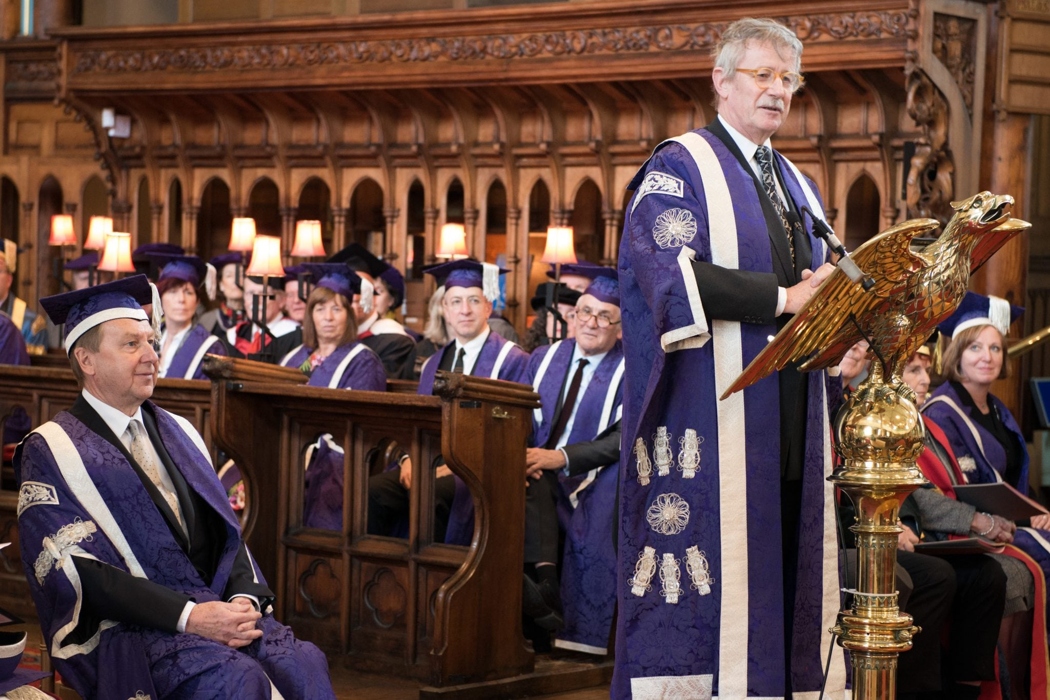 AUB appoints Sir Christopher Frayling as new Chancellor