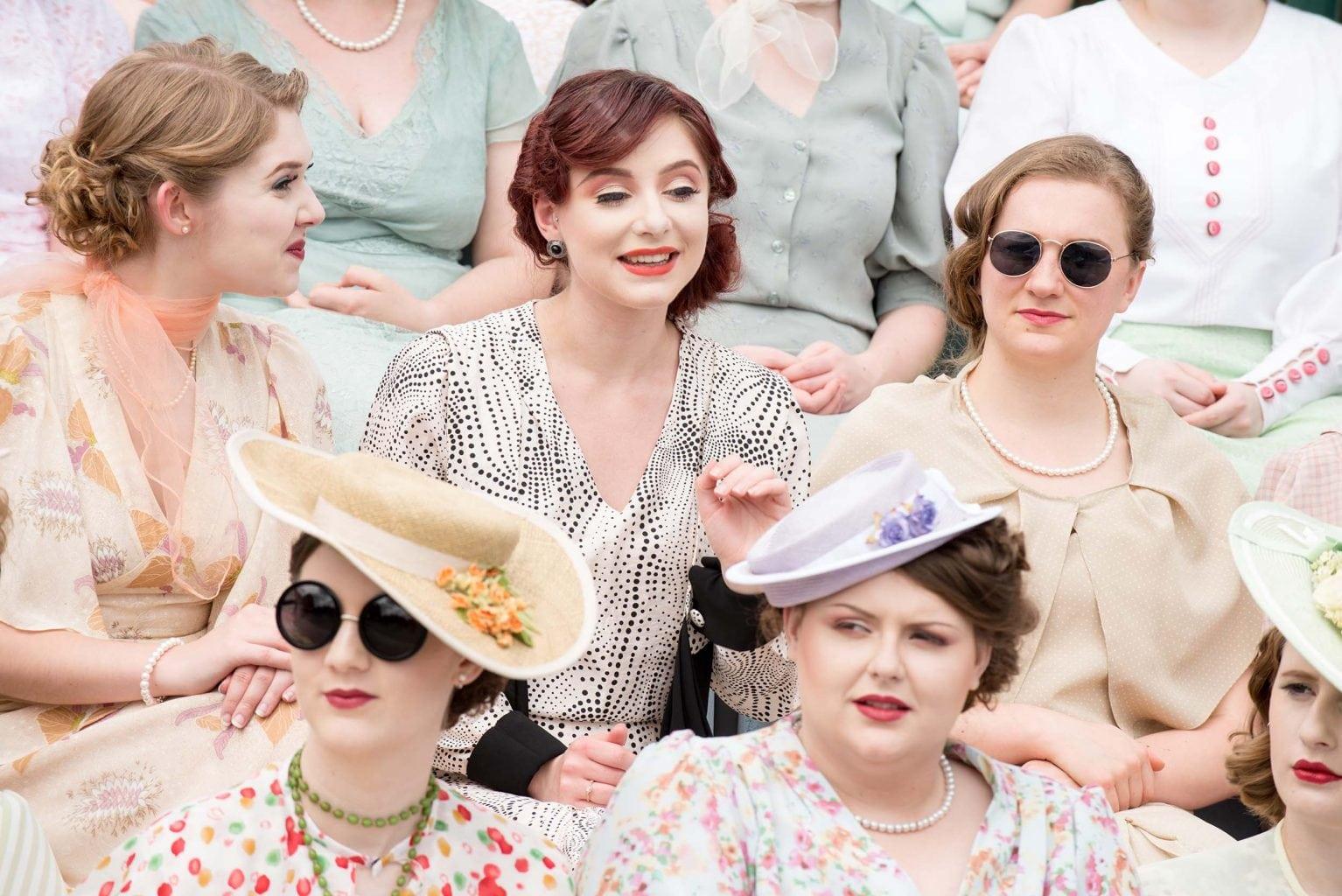 1930s Wimbledon costumes