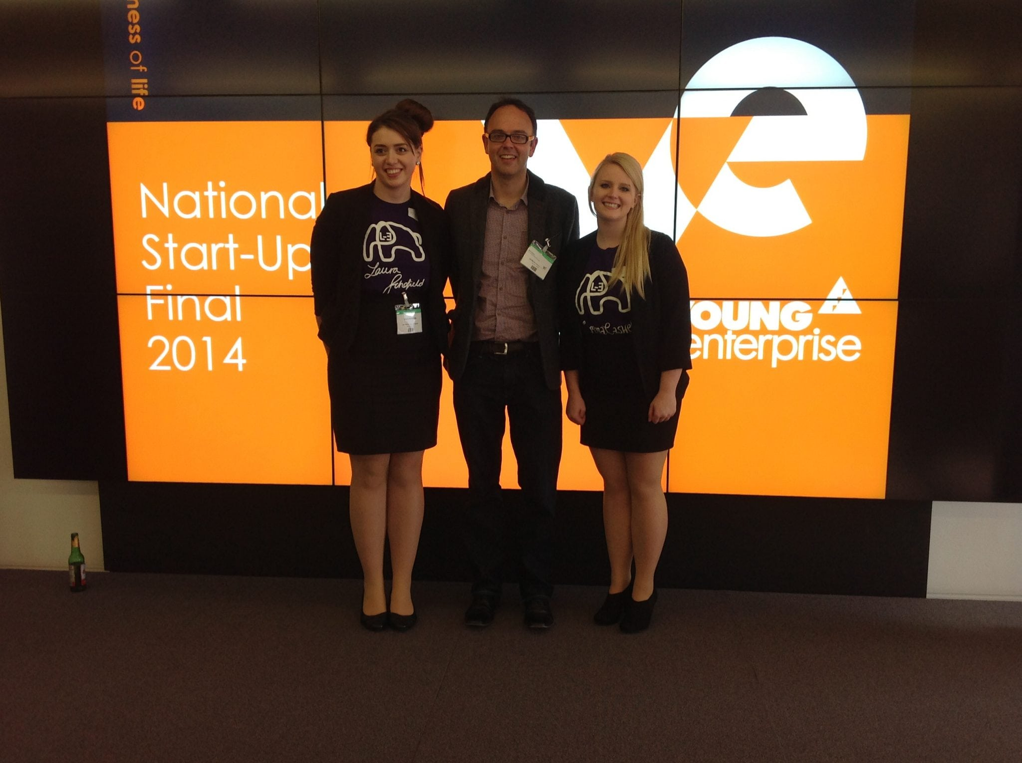 BA Illustration students make the Young Enterprise national finals