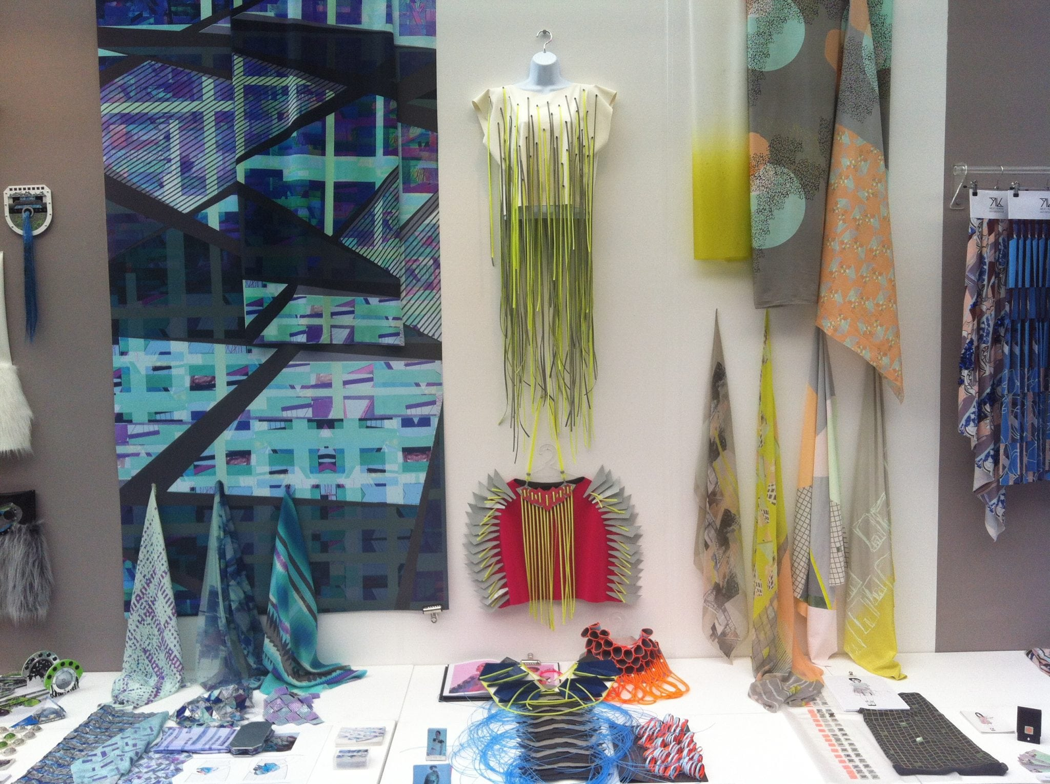 Textiles at New Designers: One Year On