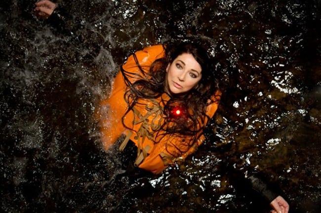 Modelmaking alumnus Lucie Longford creates prop for Kate Bush Tour