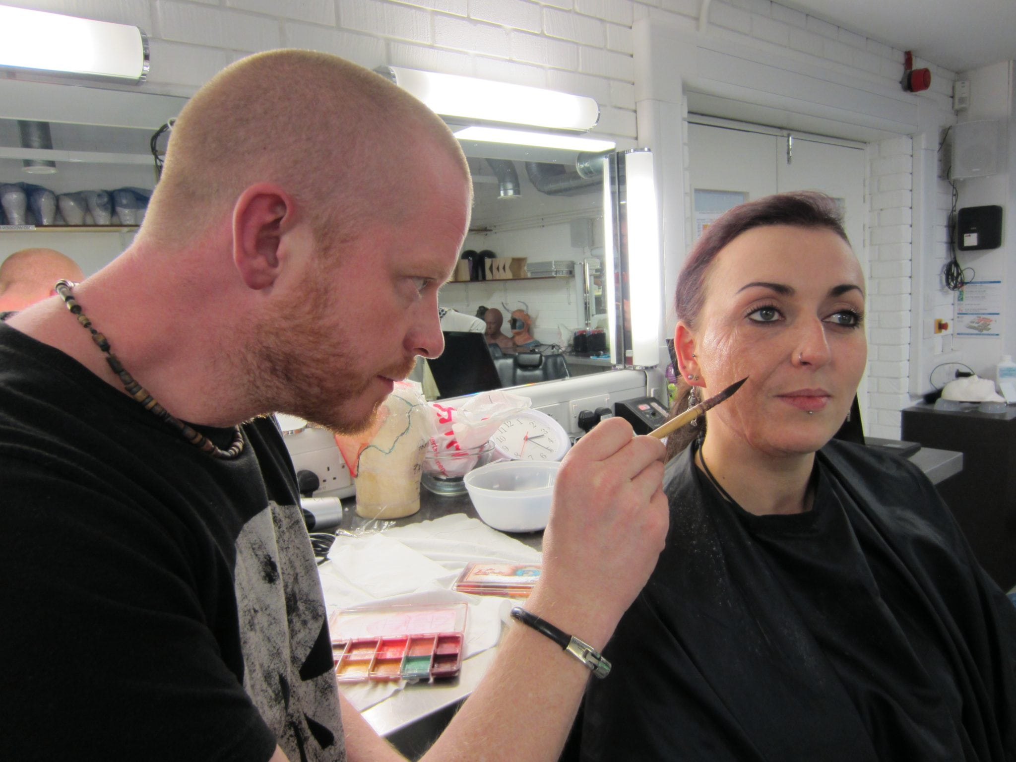 'Guardians of the Galaxy' Make-up Artist Jon Moore at AUB