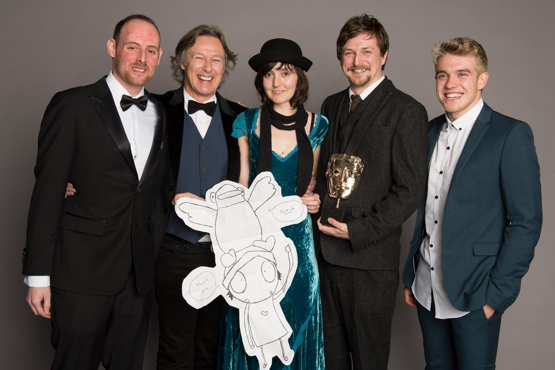 Karrot Animation win BAFTA