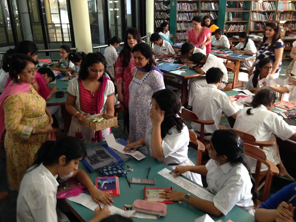 Prep HE Head of School Book Workshops in India