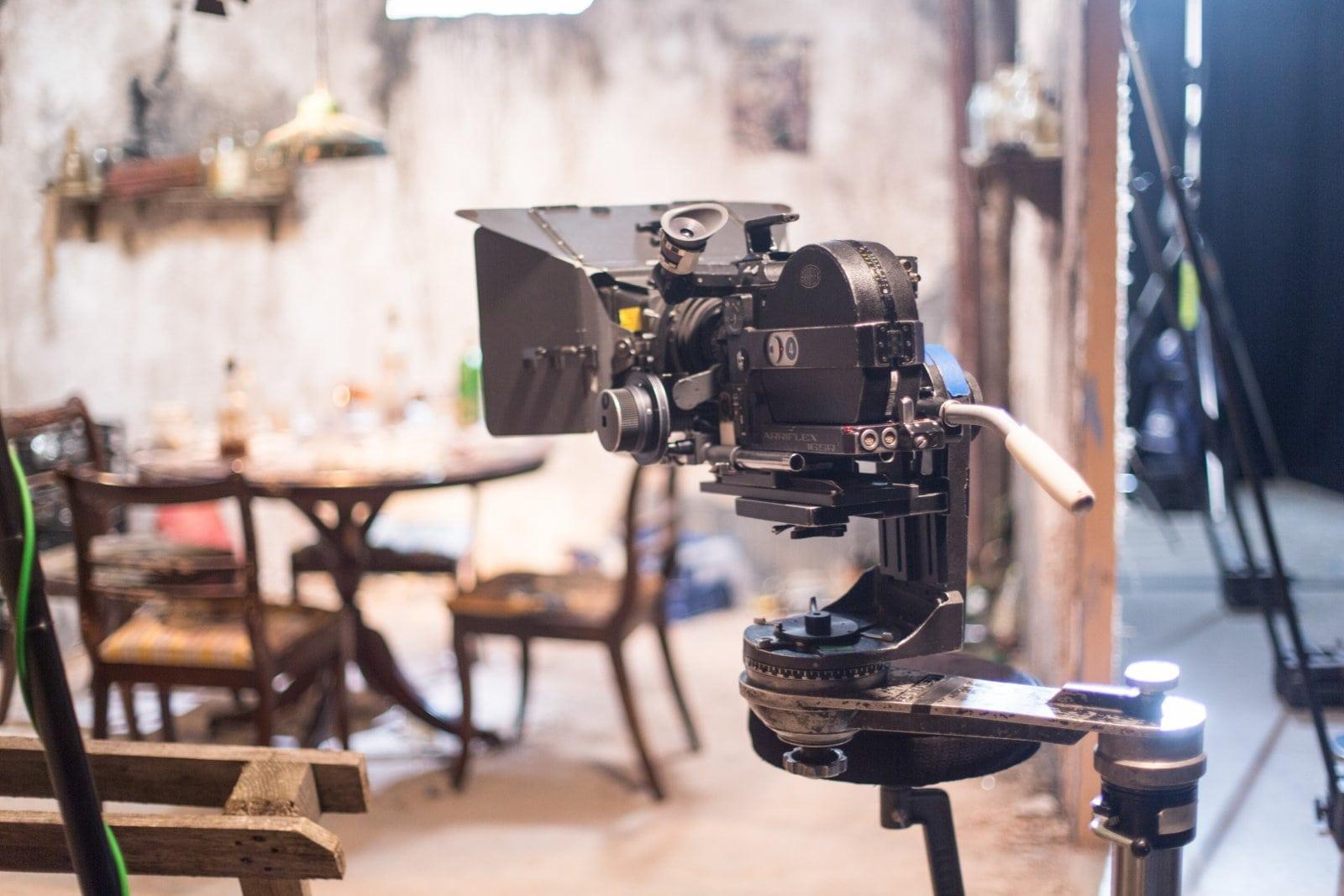 Film Alumnus Nick Rowland up for BAFTA with 'Slap'