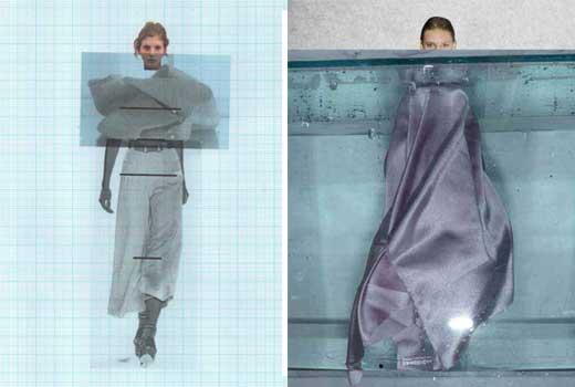 Fashion student makes FAD 2015 Final