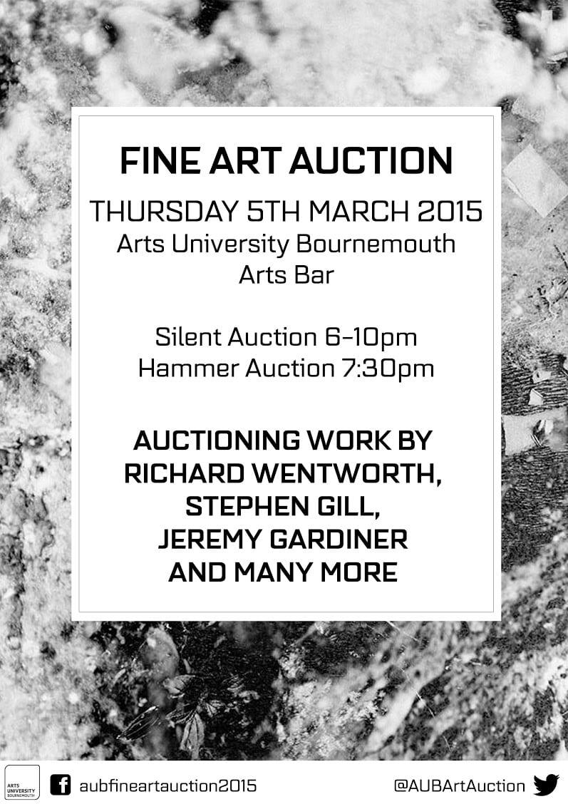 AUB Fine Art Auction 2015