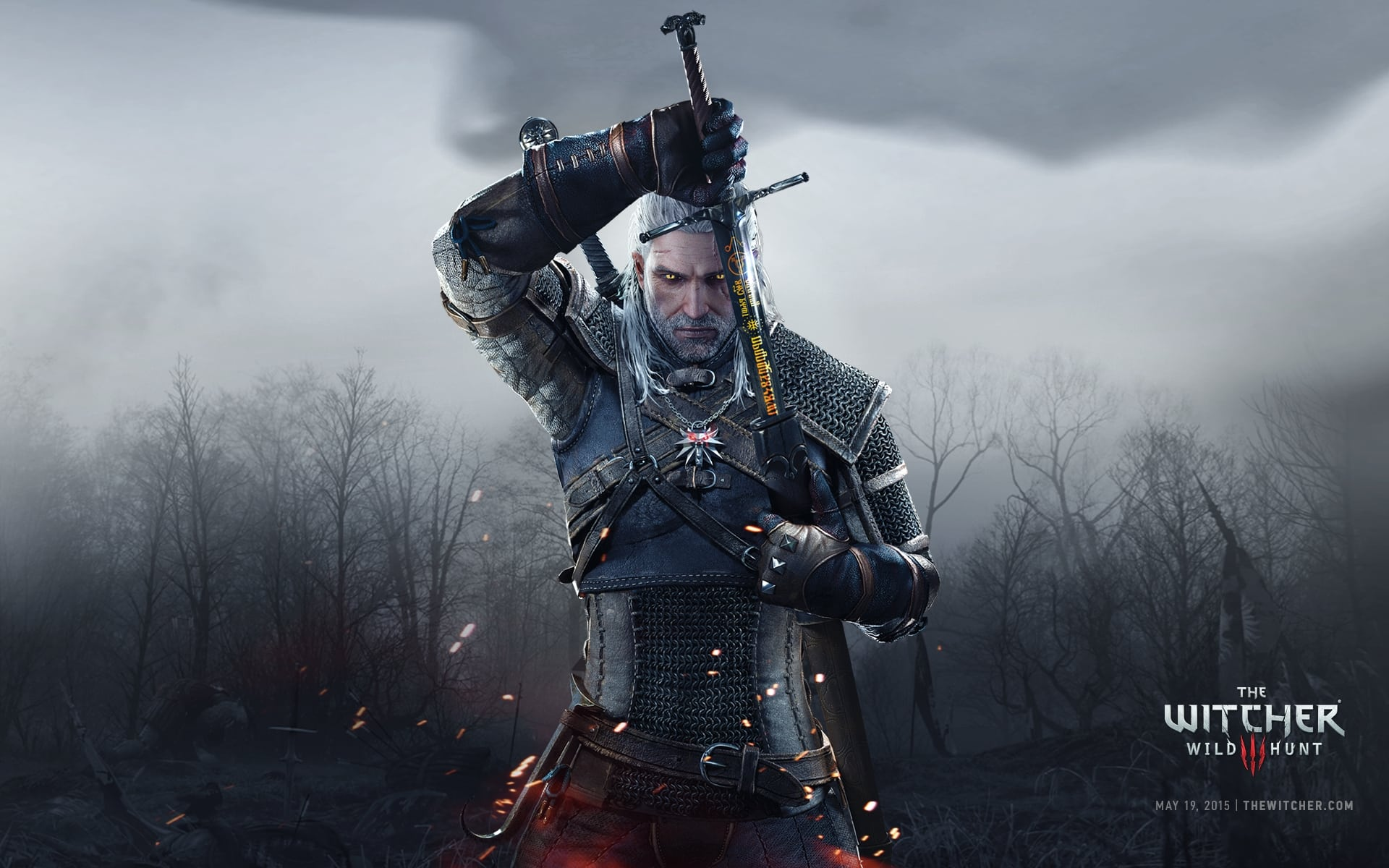 BA (Hons) Acting Course Leader stars in The Witcher 3: Wild Hunt