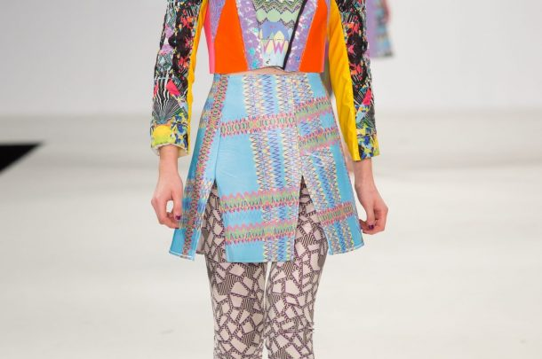 BA (Hons) Fashion receives the Creative Skillset Tick