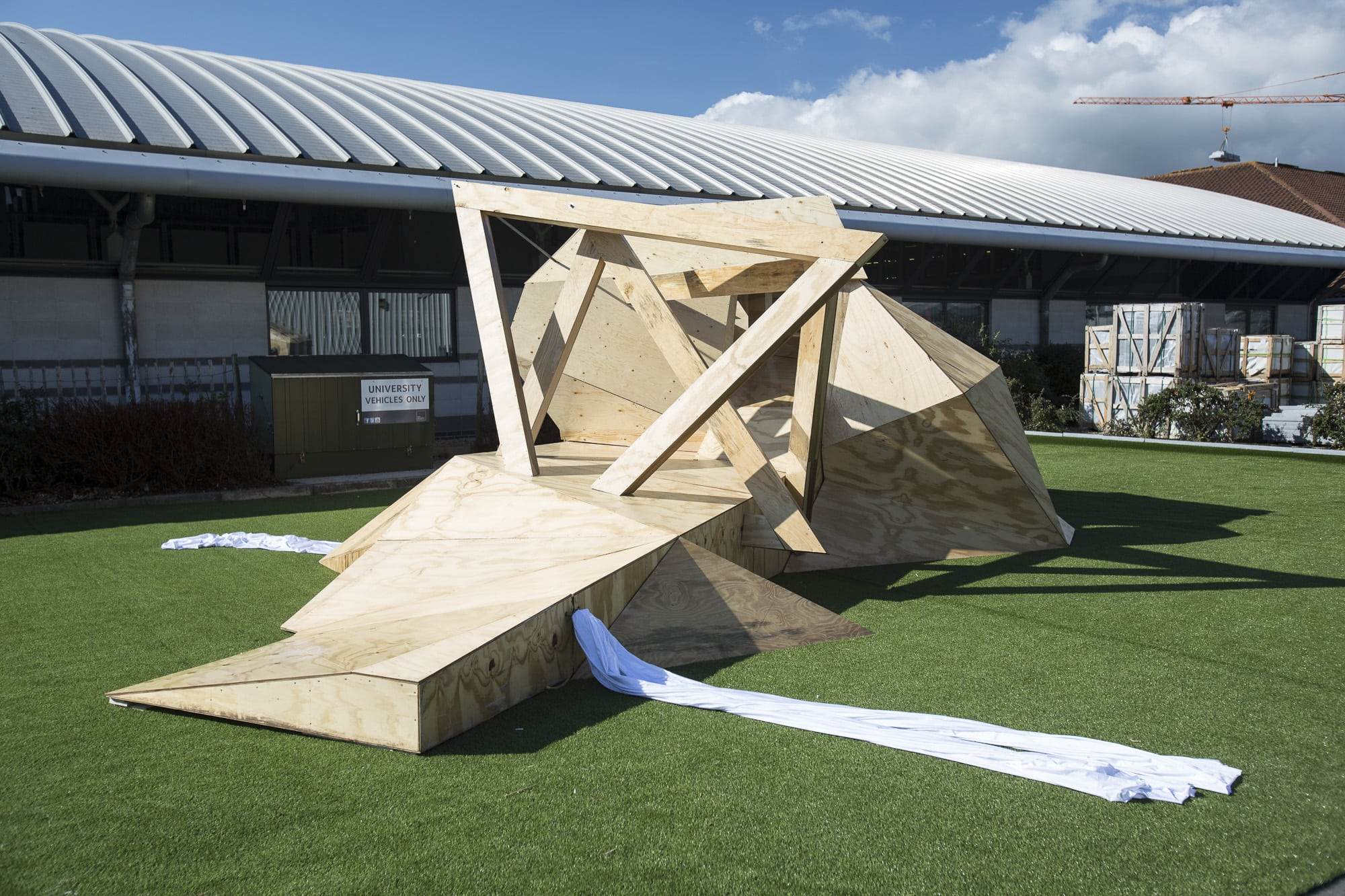 Interior Architecture alumnus has teamed up with AFC Bournemouth Footballer