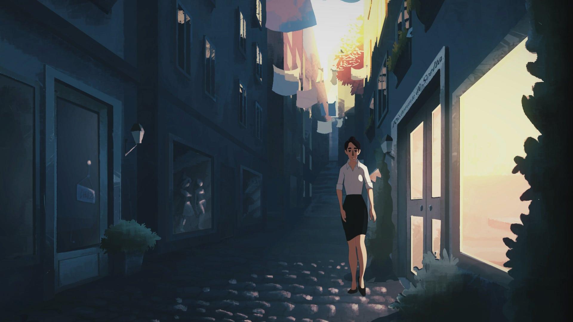 International win for Animation 'Riflesso'