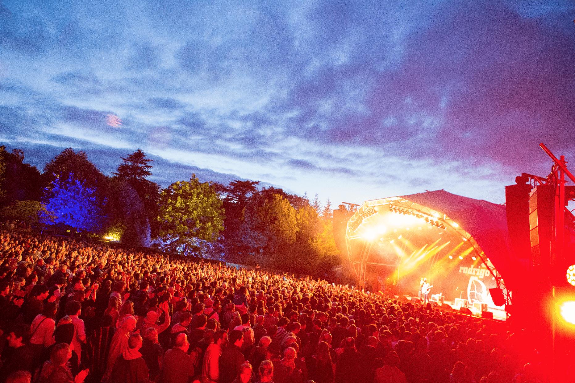 AUB 24 + Larmer Tree Festival