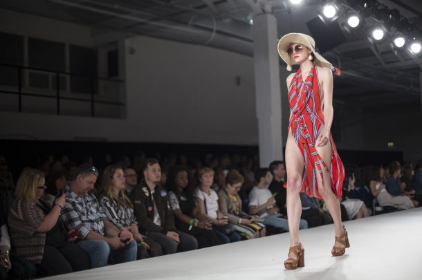 Fashion win at Graduate Fashion Week