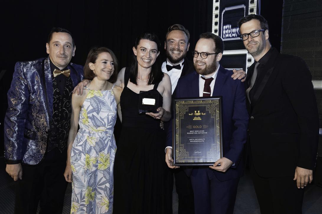 AUB Marketing win 3 HEIST Awards