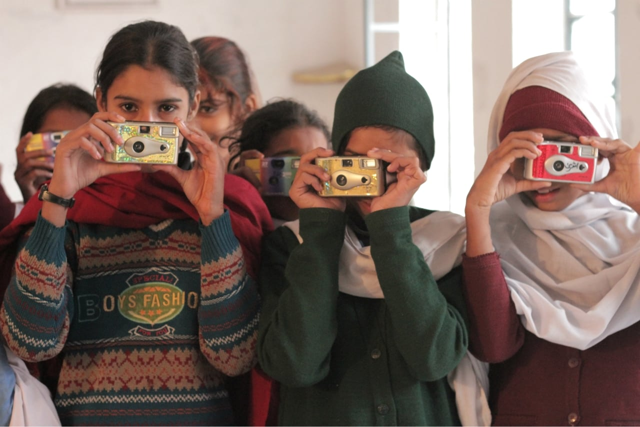 Film Production student creates workshops for underprivileged children in Pakistan