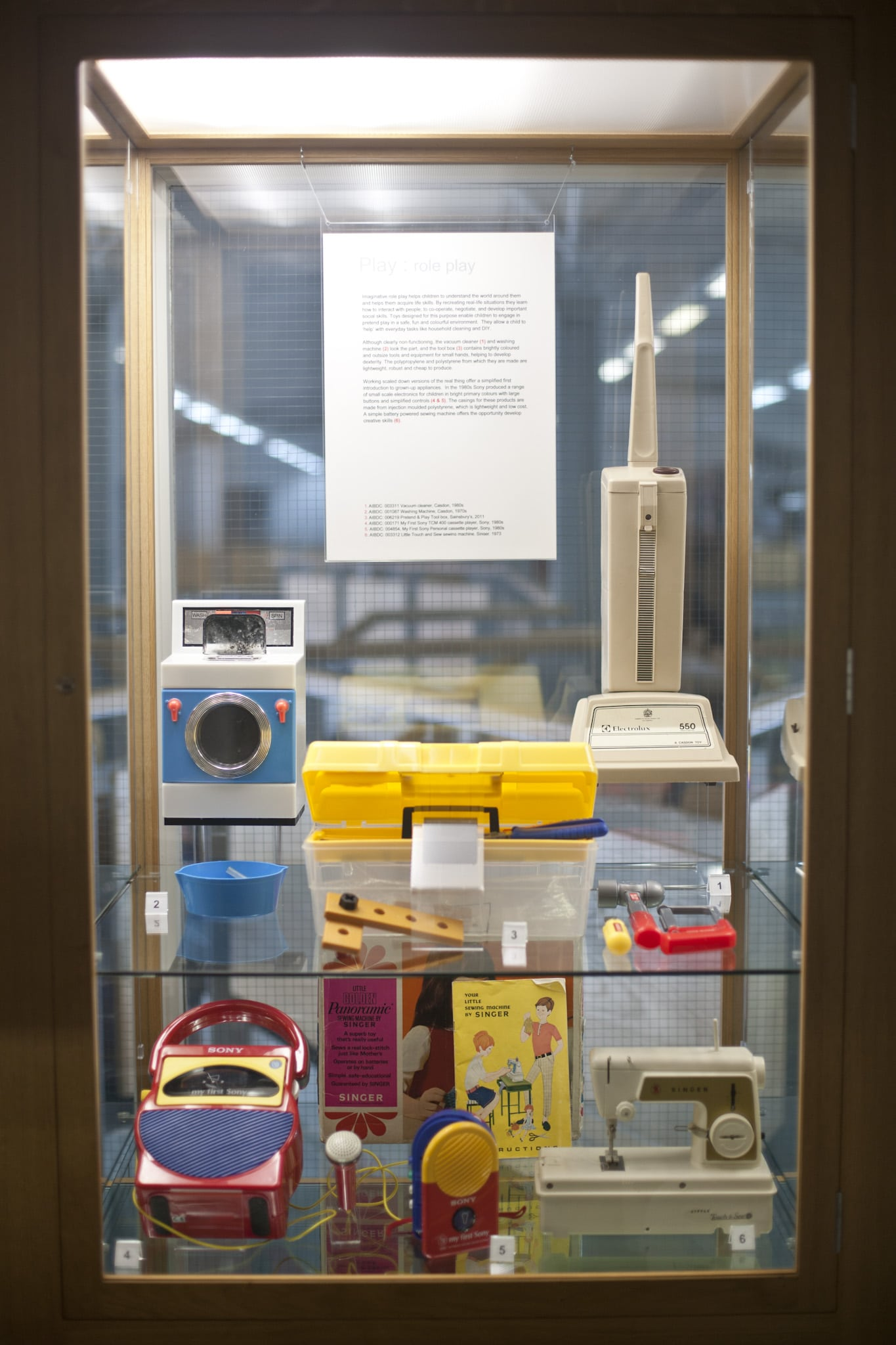'10 Most Wanted' at the Museum of Design in Plastics