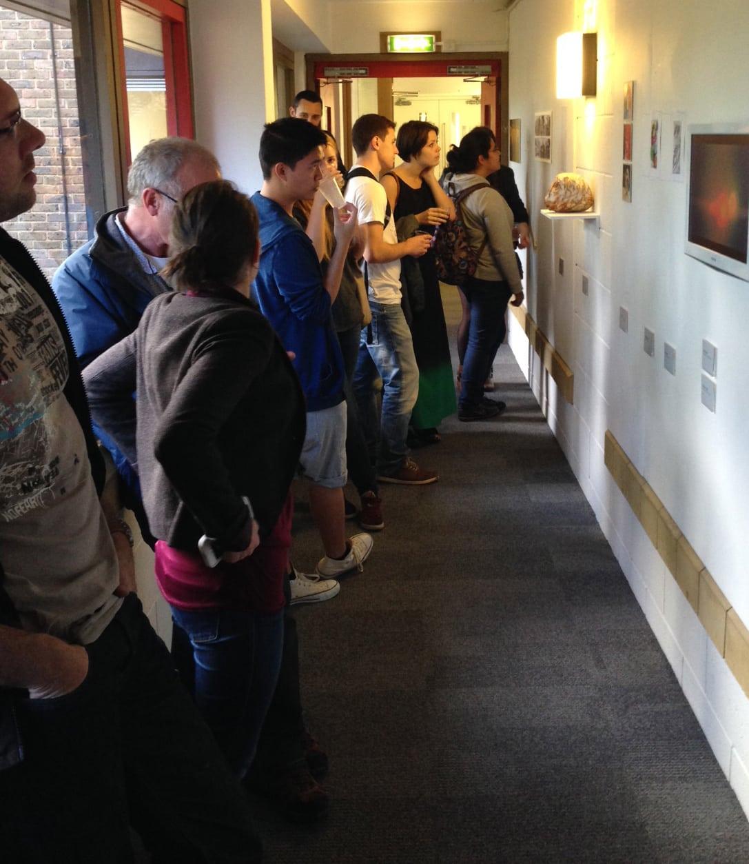 B Floor Gallery – Prep HE Exhibition Space