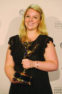 Costume Graduate wins Emmy Award