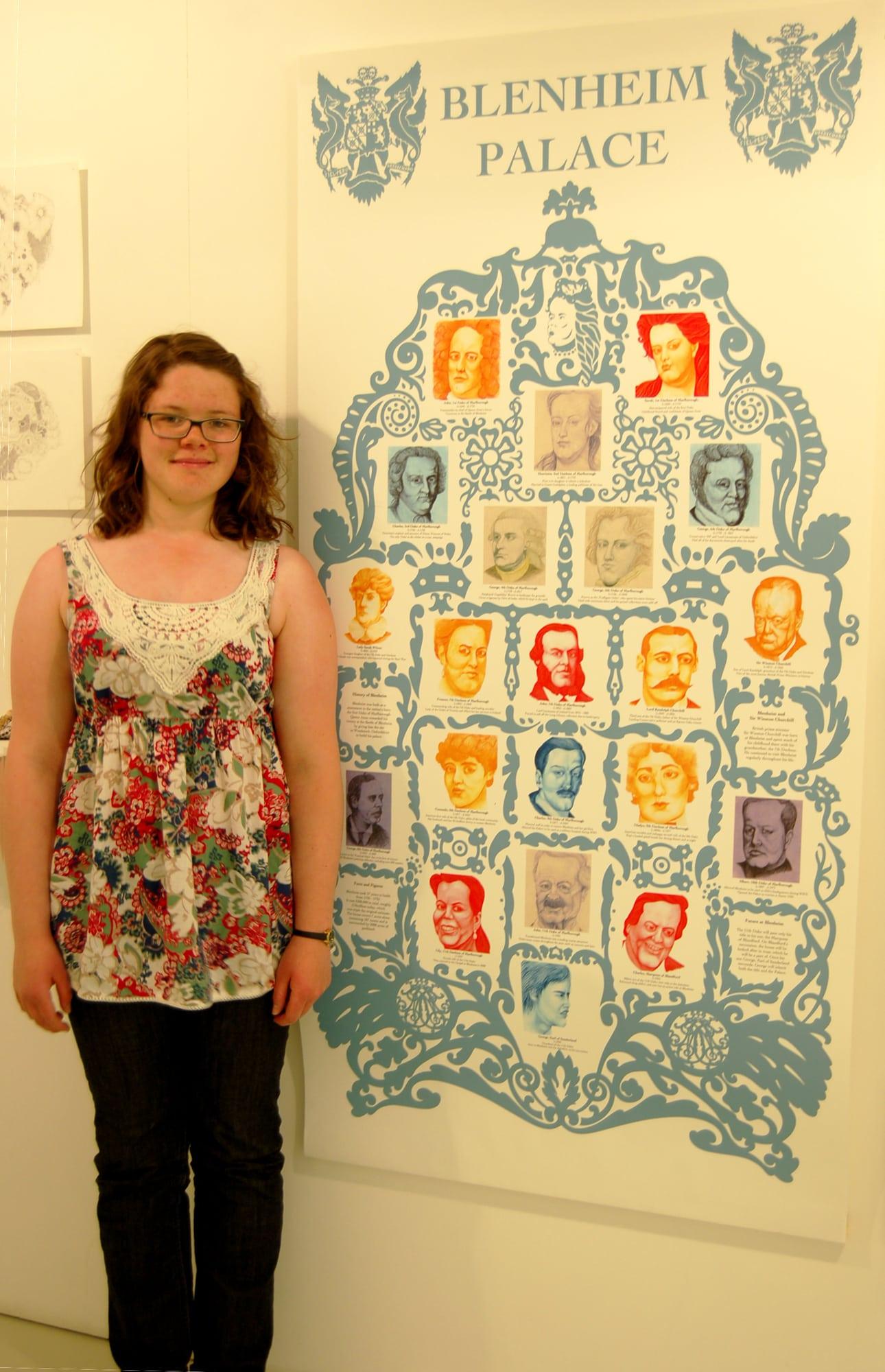 Amy Bellinger – 2012