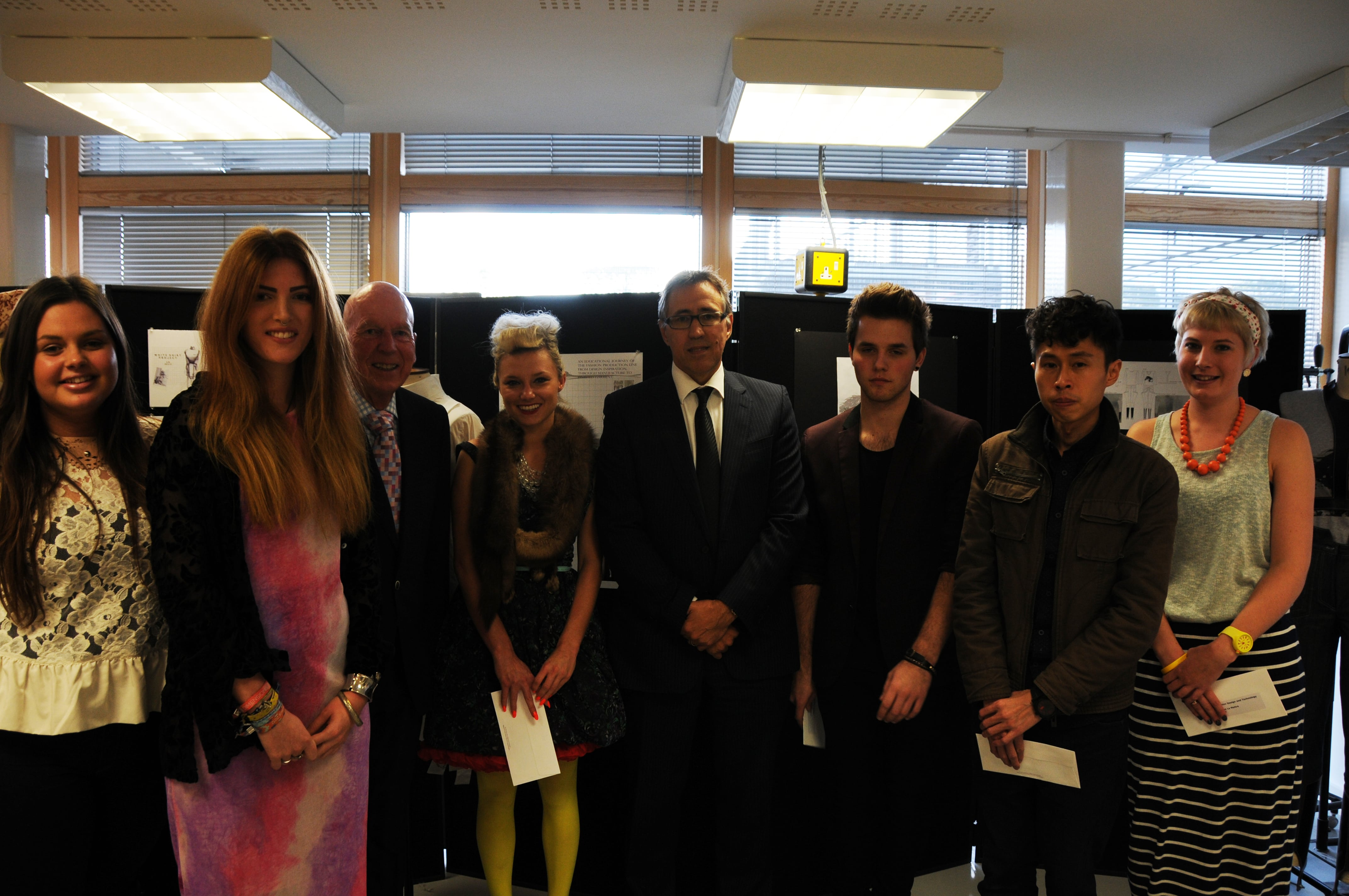 Fashion students awarded Beales scholarships
