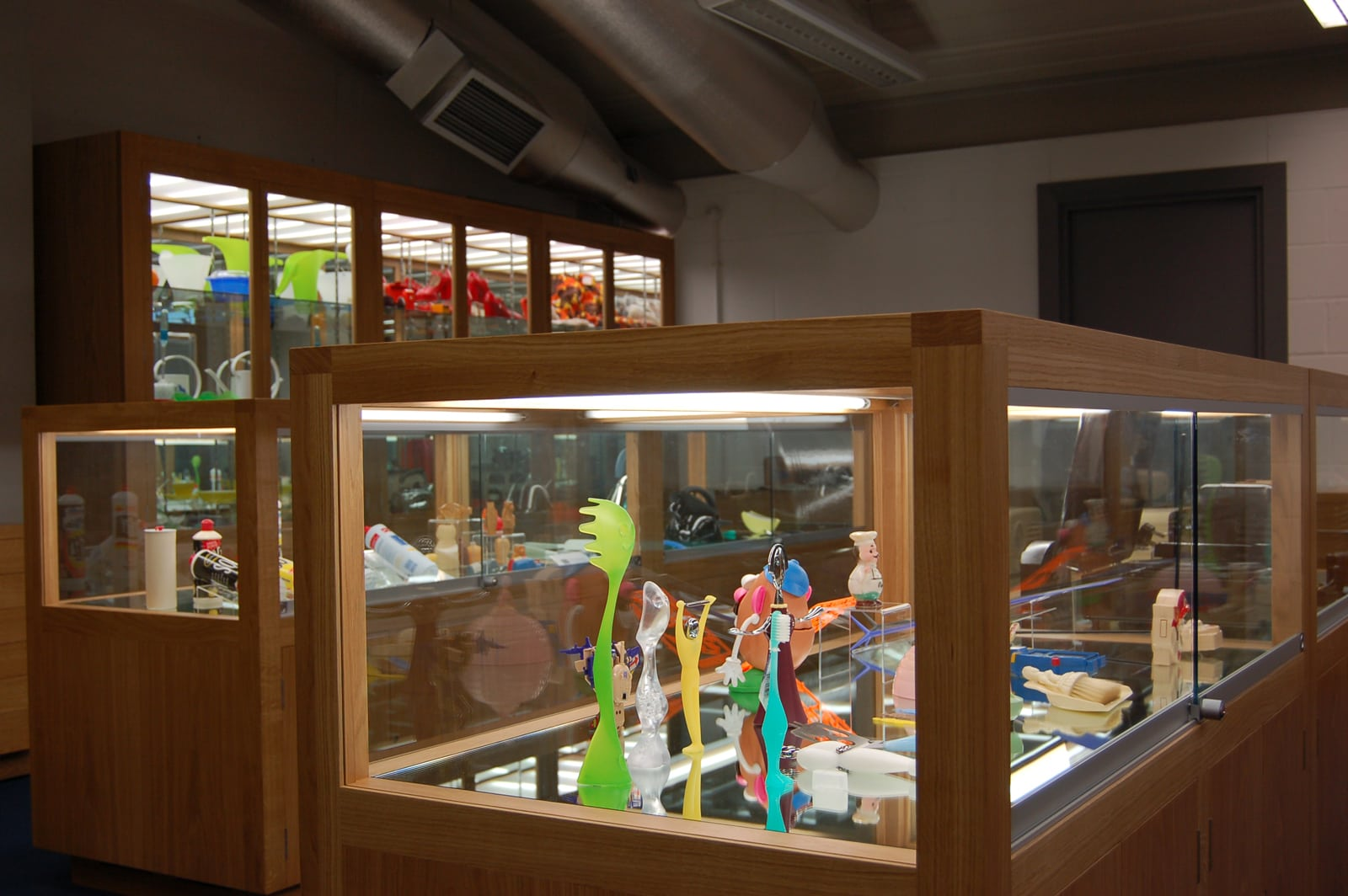 AUB's Museum of Design in Plastics features in The Guardian