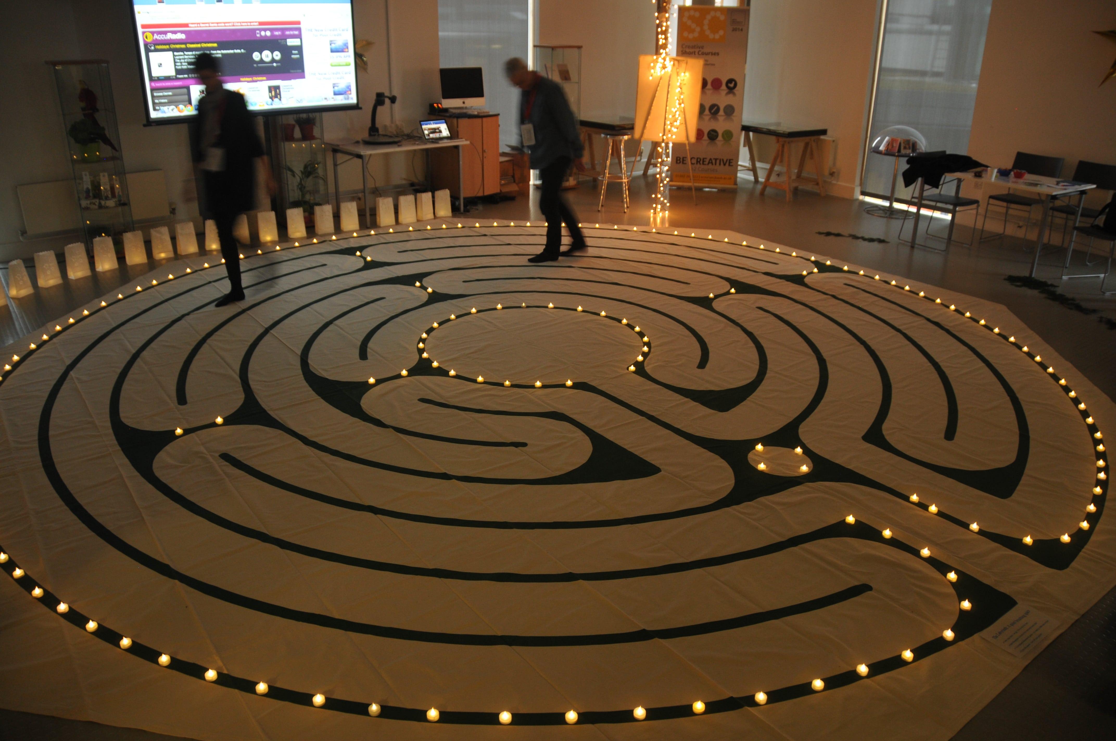 HEA Workshop: Happenings and Knowledge promenades
