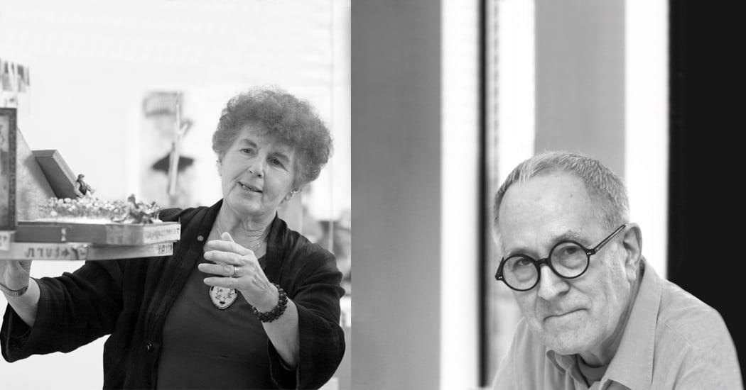 Professor Pamela Howard and Professor Sir Peter Cook confirmed as Visiting Professors