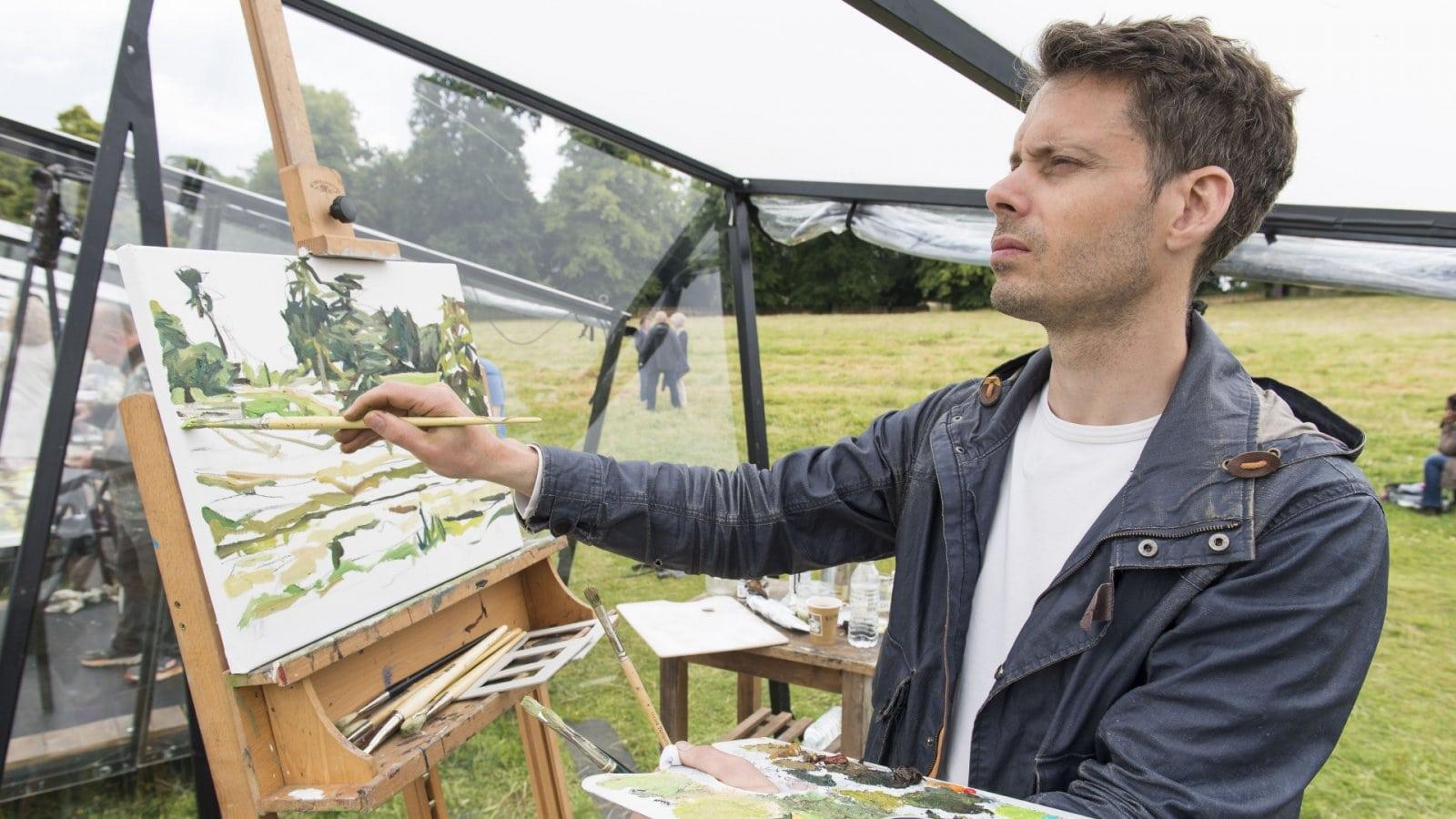 Richard Allen named Landscape Artist of the Year