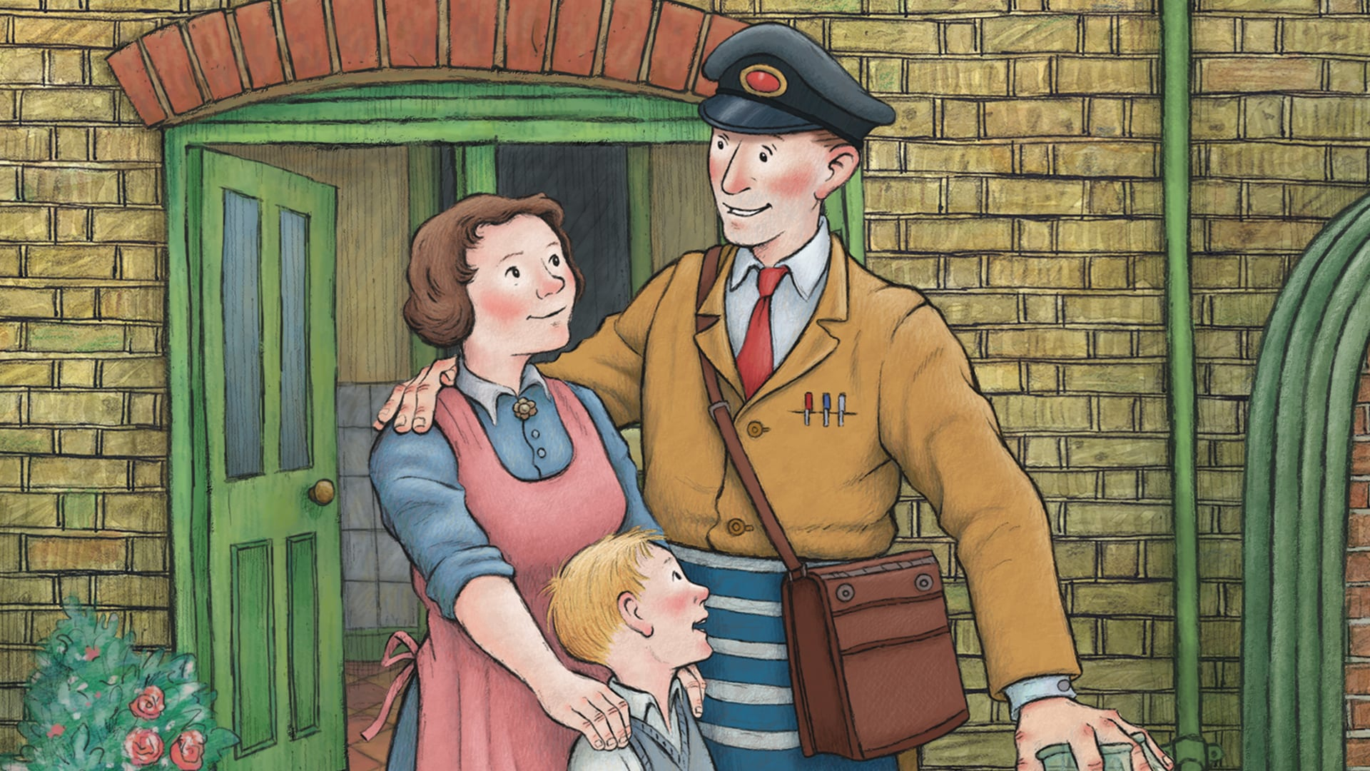 AUB graduates involved in animated feature Ethel and Ernest