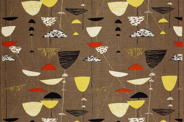 Lucienne Day: Living Design touring exhibition at the Museum of Carpet