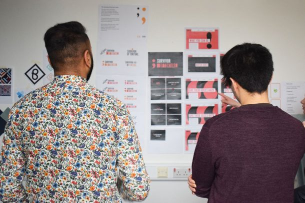 Graphic Design students take on live industry projects