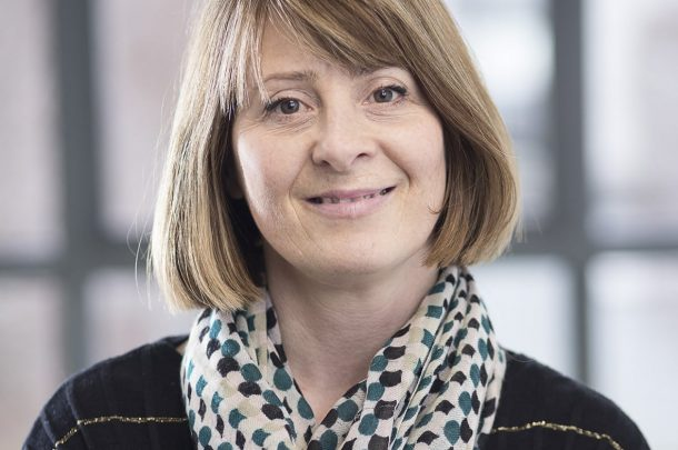 Textiles Course Leader recognised with prestigious award