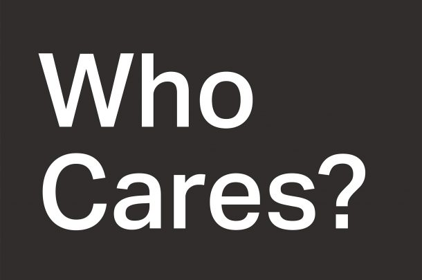 AUB Human presents: Who Cares?