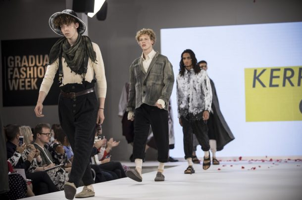AUB success at Graduate Fashion Week