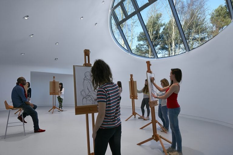 Drawing Studio, Arts University Bournemouth.