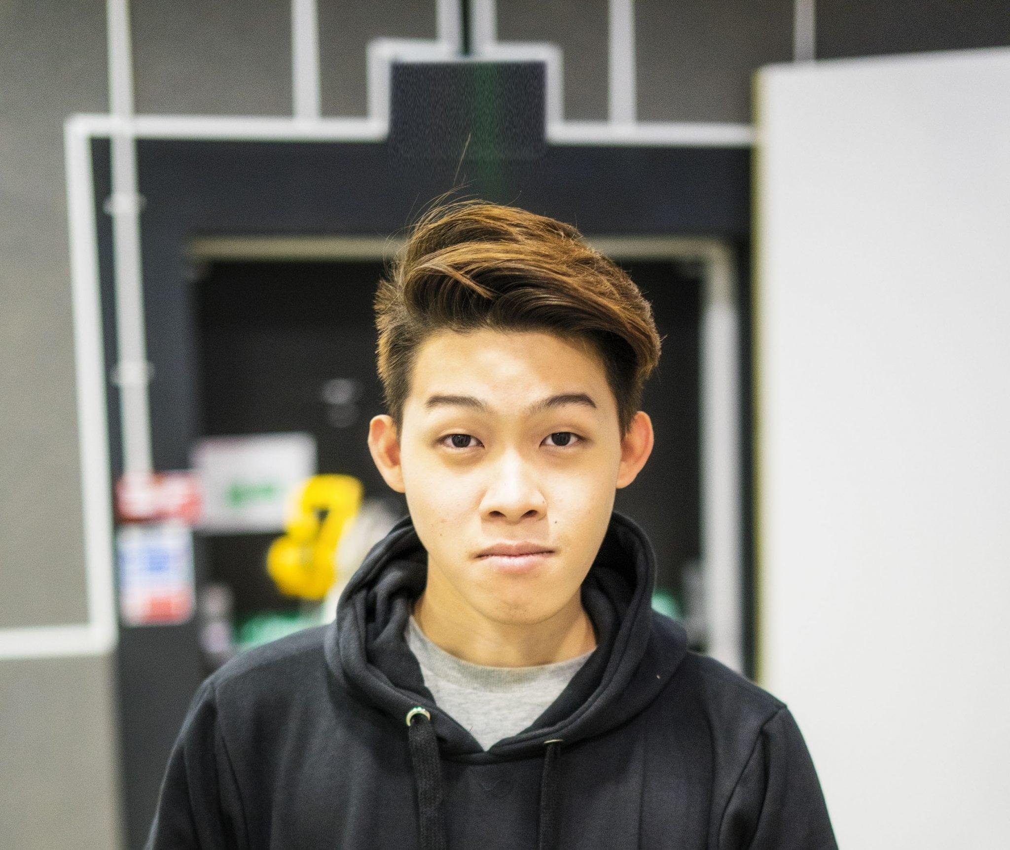 Darius Chen Keong Shu