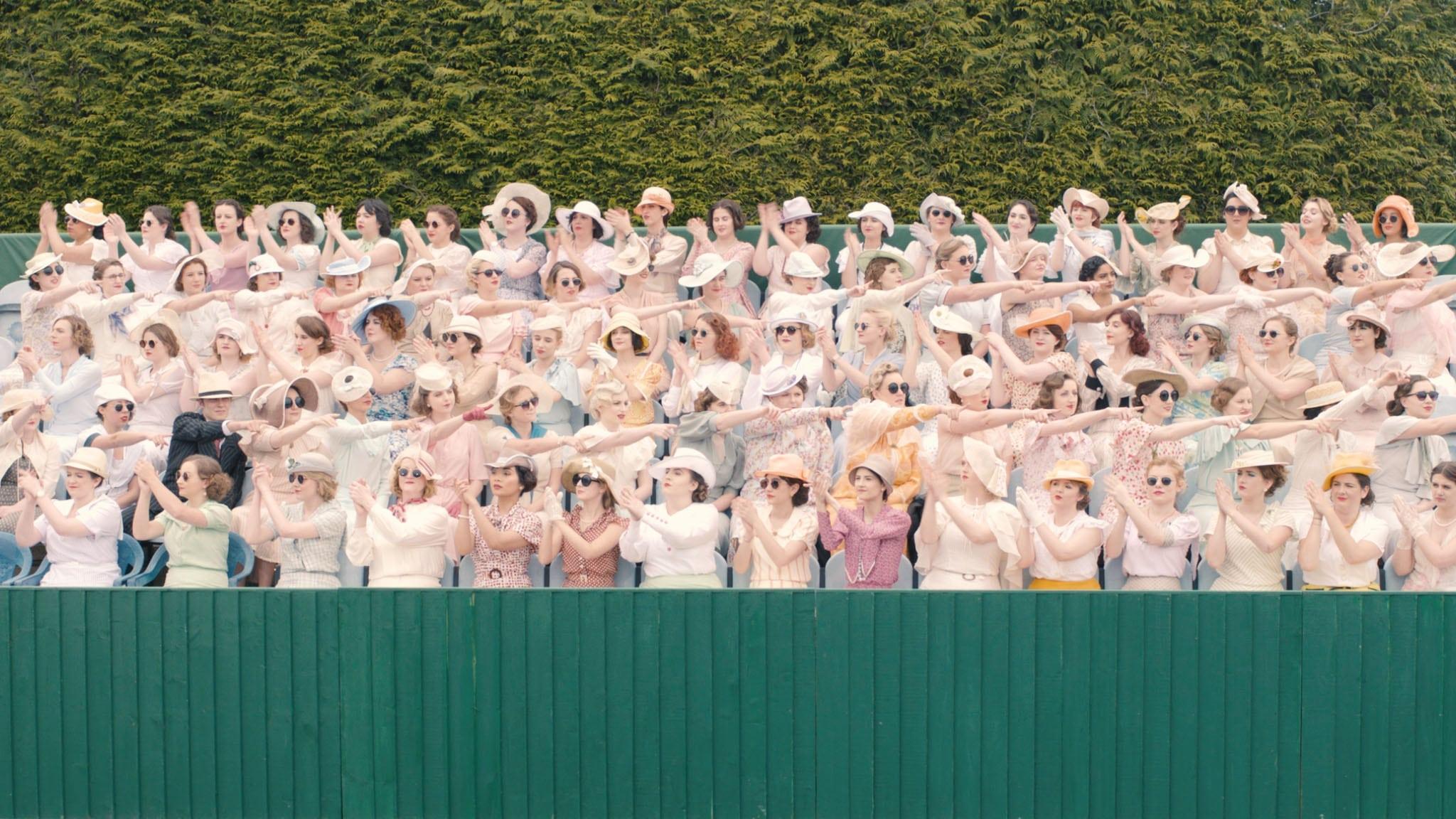Wimbledon: celebrating 80 years of working the camera!
