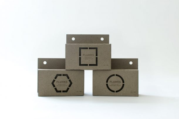 Graphic Design student wins award for sustainable packaging