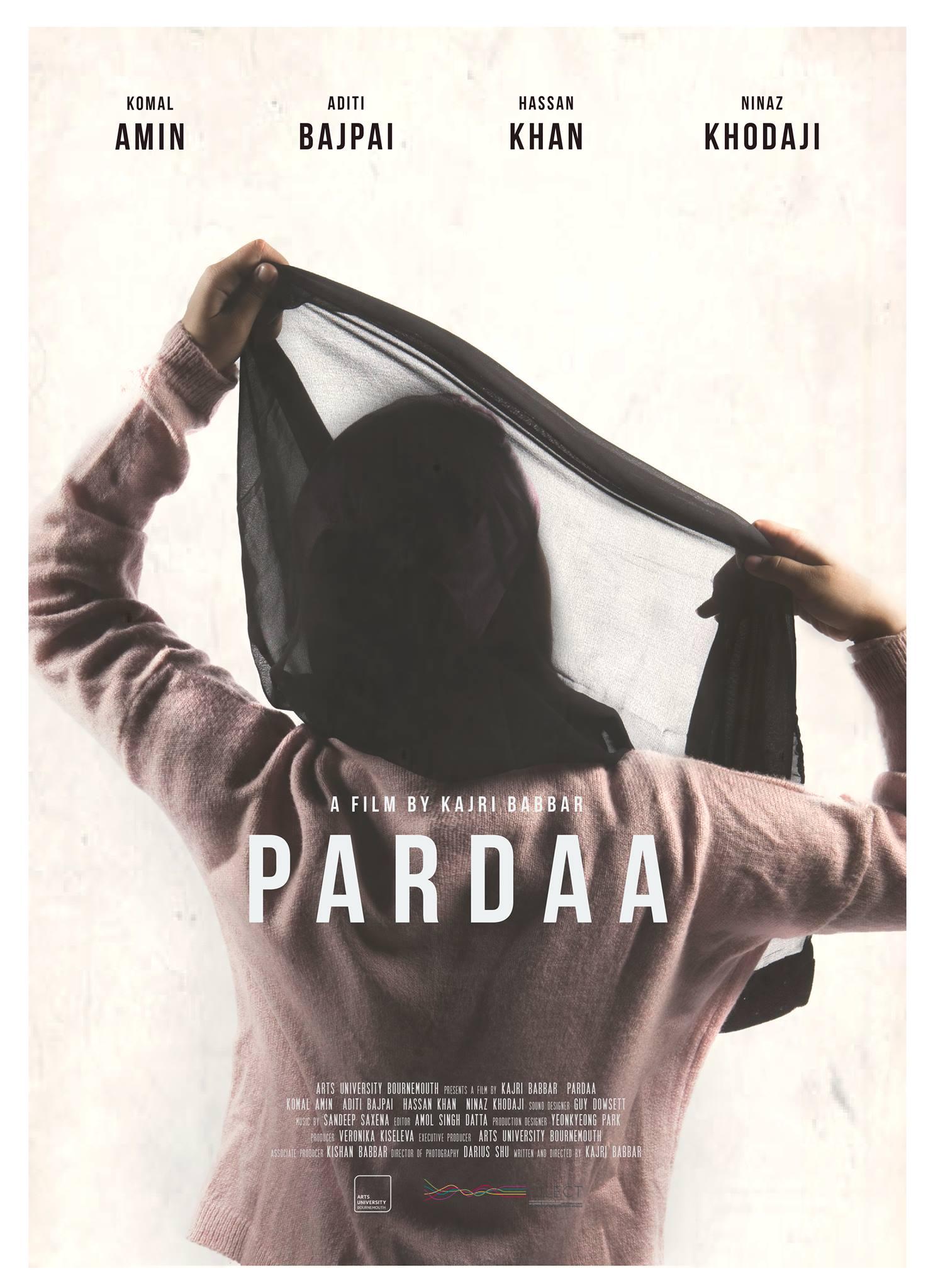 Award winning AUB film Pardaa receives success at Film Festivals