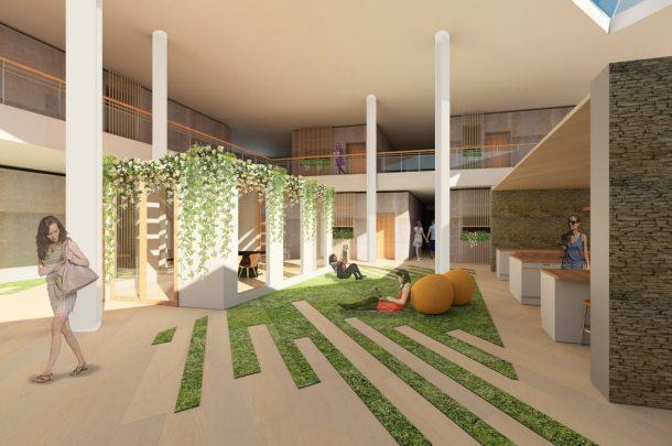 Interior Architecture graduate wins award at Creative Conscience