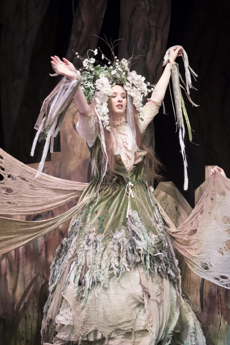 Costume for 'Into the Woods' production