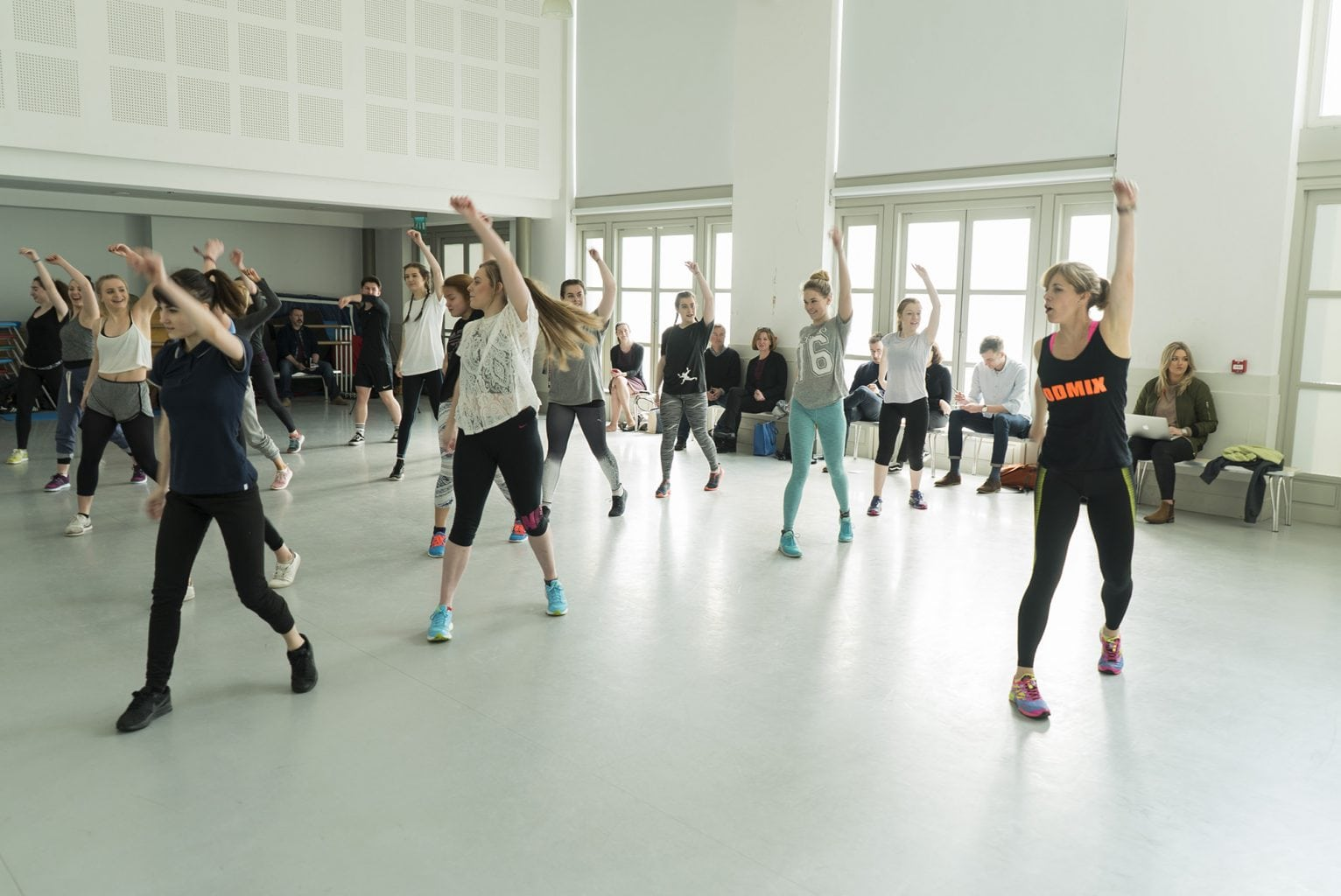Workshop with Darcy Bussell