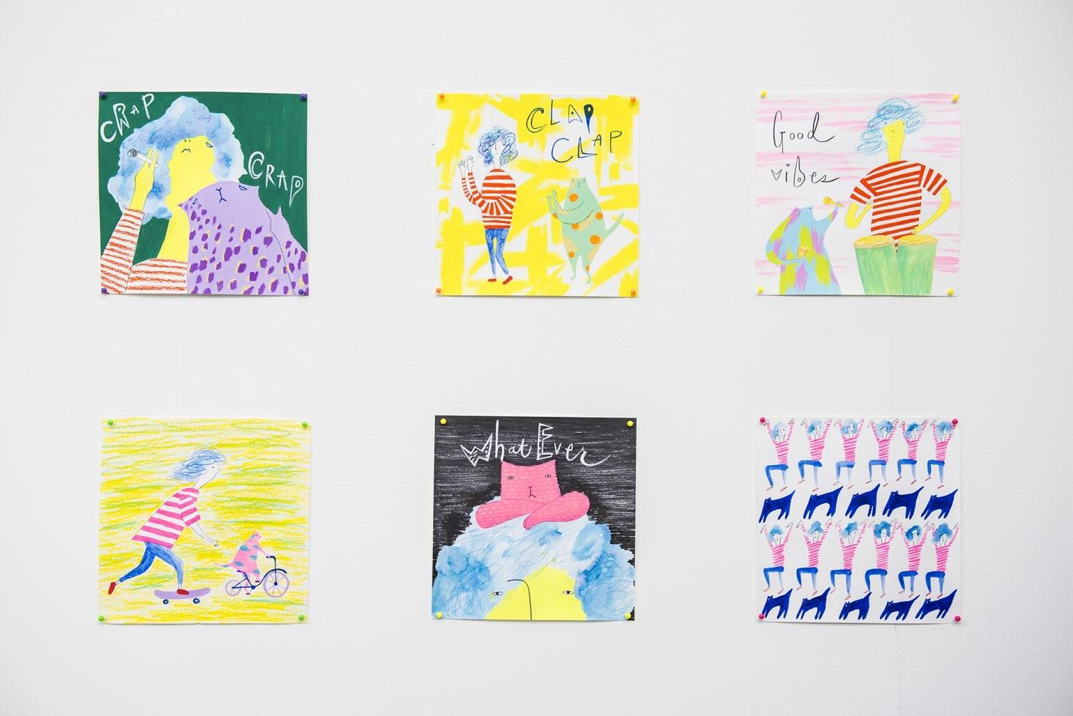Work by Ryoko Matsukura