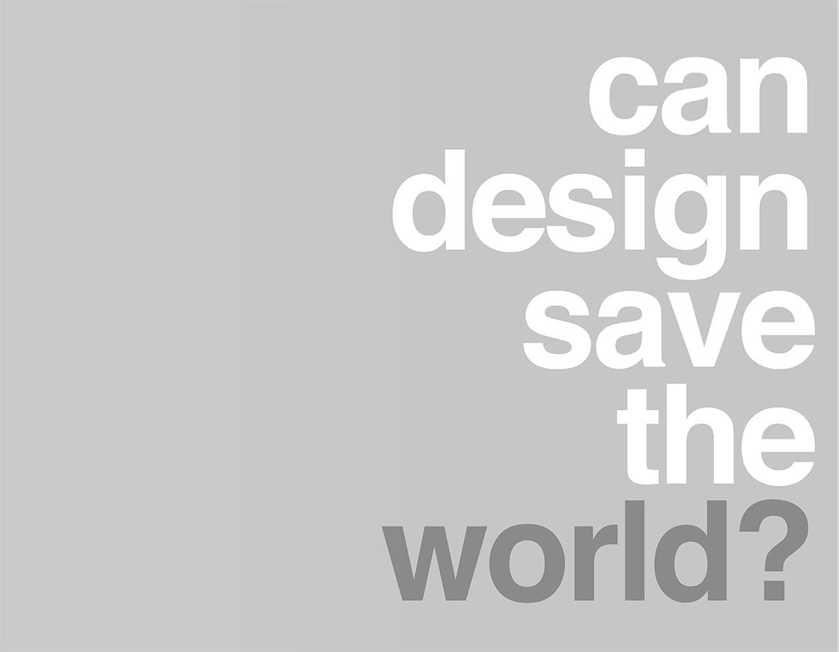 Aub Human Presents Can Design Save The World Arts University
